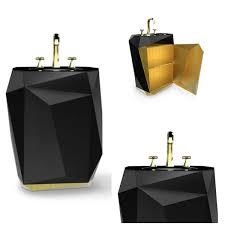 stunning freestanding washbasins by maison valentina luxury