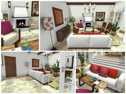 wohnzimmer mediterran mediterraner stil bilder ideen couchstyle