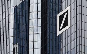 deuts che bank deutsche bank price falls as chief executive cryan