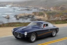 1954 maserati a6gcs 1954 1957 maserati a6g 2000 sport maserati supercars net