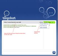 create a room online to create free online chatrooms with tinychat
