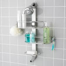 bathroom caddy ideas bathroom modern three tier shower caddy ideas and floating