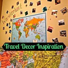 10 inspiring travel themed decor ideas somedaytraveller