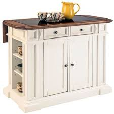 fresh ideas white kitchen island with drop leaf monarch home
