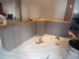 relooker un canap en tissu relooking complet d un canapé d angle la boutique de la compagnie