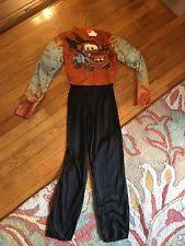 Mater Halloween Costume Disney Cars Mater Costume Ebay