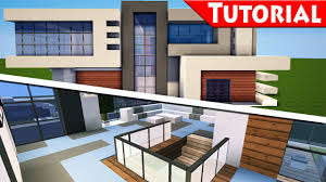house interior design pictures download minecraft easy modern house mansion tutorial 9 part 2