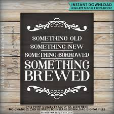 something something new something borrowed something brewed something something new something borrowed something brewed
