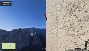 Maps Coaching Scale Yosemite U0027s El Capitan With Google Maps U003c U003c Coaching Rock