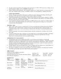 Hvac Technician Resume Samples by Electronics Technician Resume Contegri Com