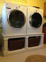 Samsung Pedestals For Washer And Dryer White Laundry Room Front Loaders With Pedestals Google Search Home