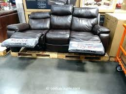 Leather Sofa Used Sophisticated Used Leather Leather Couches Power Recliner