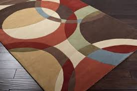 Colorful Modern Rugs Surya Forum Fm 7014 Area Rug Surya Fm 7014 At Homelement