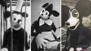 creepy costumes evolution of creepy mickey mouse vintage costumes