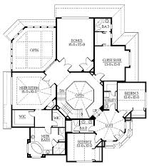 house plans with large bedrooms homey design 12 big house plans houses and floor plans modern hd
