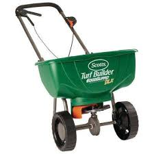 home depot black friday mountable rotary mini saw broadcast spreaders lawn care the home depot