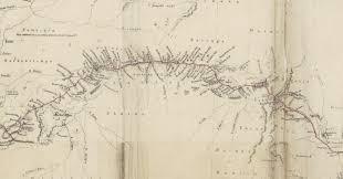 Aa Route Map Livingstone U0027s Life U0026 Expeditions Livingstone Online
