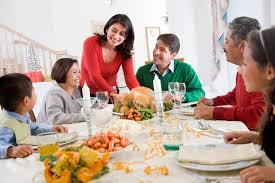 family thanksgiving traditions estate planning over thanksgiving time to talk turkey thestreet