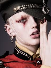 Beauty Garde Olesya Ivanishcheva U0026 Cirkeline Nielsen In U201cbeauty At Ease
