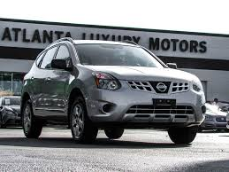 nissan rogue ground clearance 2014 used nissan rogue select awd 4dr s at alm gwinnett serving