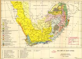 Southern Africa Map The Soil Maps Of Africa Display Maps