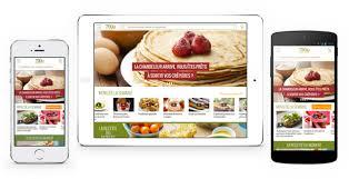 application recettes de cuisine le top des meilleurs applications de recettes android dz com