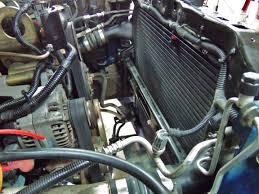 Dodge Ram Cummins Radiator - mishimoto 2010 u20132012 dodge 6 7l cummins performance aluminum