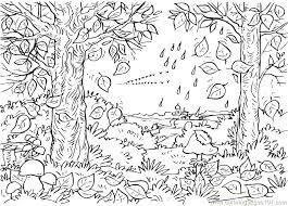 coloring pages for adults tree autumn coloring pages printable kartech
