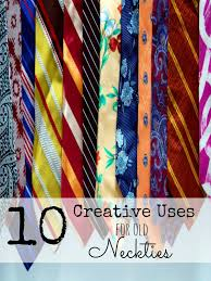 try these creative uses for neck ties best crafts on