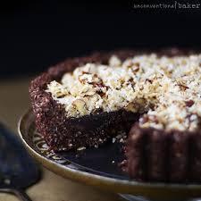raw vegan german chocolate pie gluten free paleo