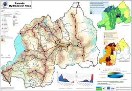 Rwanda Africa Map by Renewable Energy Potential U2013 Recp