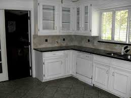 Black Kitchen Cabinet Doors by Kitchen Cabinet Black Pearl Countertops With White Cabinets