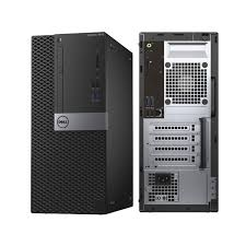 dell ordinateur de bureau unité centrale dell optiplex 5040mt i7 6è gén 8go 1to alarabia