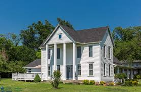 historical 2 story home in scott county arkansas historic homes
