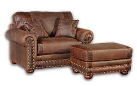 Cowhide Chairs And Ottomans Western Accent Chairs Free Shipping