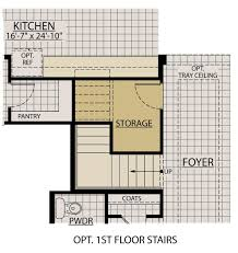 tierra floor plans william ryan homes