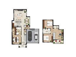 Customizable Floor Plans by Create High Quality Professional And Realistic 2d Colour Floor
