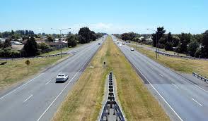 Interchange Road Wikipedia Christchurch Northern Motorway Wikiwand