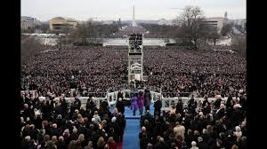 picture of inauguration crowd when it comes to inaugural crowds does size matter kiro tv