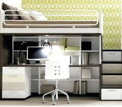 mettre sur le bureau lit mezzanine deux places fonctionalitac et variantes cracatives lit
