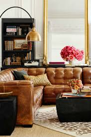 leather sofa living room light brown leather sofa decorating ideas bonners furniture