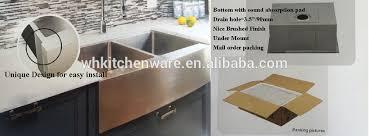 Kitchen Sink Warehouse American Design R0 R10 Handmade Kitchen Sink Basin Washing Basin