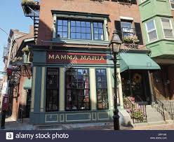 a19th century brownstone row house in boston s north end is the
