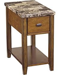 linon home decor tray table set faux marble brown amazon com linon home decor tray table set faux marble brown