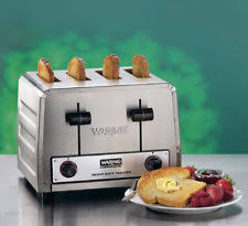 Commercial Toasters For Sale Waring Commercial Toaster Ebay