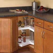 How To Measure For A Lazy Susan Corner Cabinet Lazy Susans Kitchen Storage U0026 Organization The Home Depot