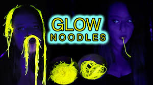 Glow In The Dark Halloween Shirts by How To Make Glow In The Dark Uv Noodles Diy Tutorial
