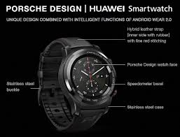 Porsche Design Home Products Porsche Design Huawei Smartwatch Ablogtowatch
