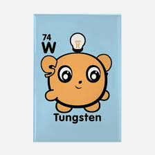 Periodic Table Tungsten Periodic Table Tungsten Gifts U0026 Merchandise Periodic Table