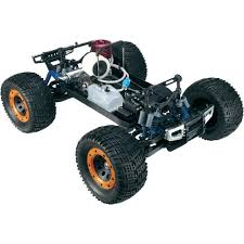 rc monster truck nitro thunder tiger 1 8 rc model car nitro monster t from conrad com